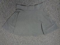 Divided by H&M Elastic Waist Skirt Gray