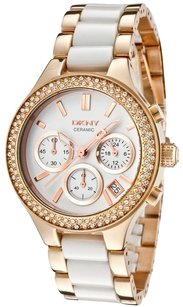 DKNY DKNY NY8183 Broadway Ceramic Women's Chronograph Watch