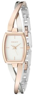 DKNY NY2236 DKNY Women's CROSSWALK Rose Gold Watch