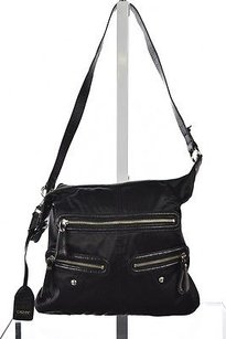 DKNY Womens Metallic Shoulder Bag