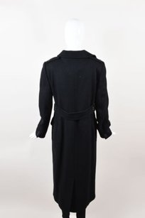 Dolce&Gabbana Double Breasted Ankle Length Long Coat