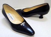 Dolce&Gabbana Dolce Gabbana Leather Black Pumps