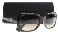 Dolce&Gabbana Dolce and Gabbana Havana 56mm Sunglasses