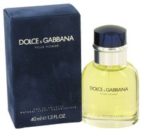 Dolce&Gabbana DOLCE & GABBANA ~ Men's Eau de Toilette Spray 1.3 oz