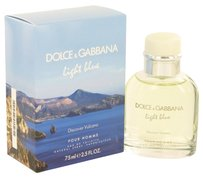 Dolce&Gabbana Light Blue Discover Vulcano By Dolce & Gabbana Eau De Toilette Spray 2.5 Oz