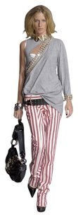 Dolce & Gabbana Straight Pants Red