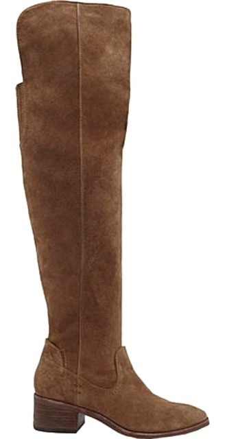 dolce vita kitt suede leather the knee