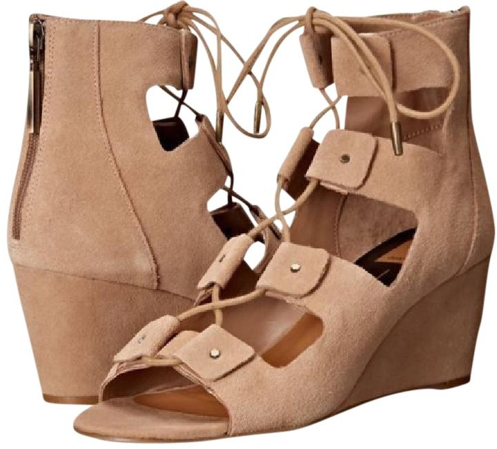 Lara Wedges Taupe Dolce Vita cost sale online 5oyva6