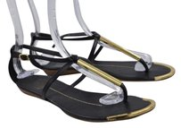 Dolce Vita Dv Womens Black Sandals