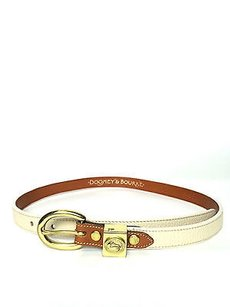 Dooney & Bourke 26-28 Dooney Bourke 34 Wide All-weather Leather Belt 84012