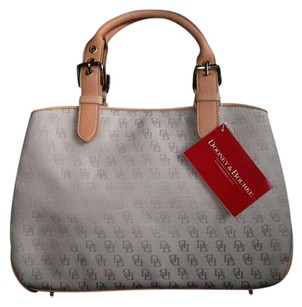 Dooney & Bourke Louis Vuitton Coach Gucci Vintage Tote in Multi-Color