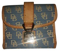 Dooney & Bourke Dooney and Bourke Push Lock Wallet
