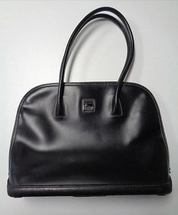 Dooney & Bourke Sleek Leather B3244 Shoulder Bag