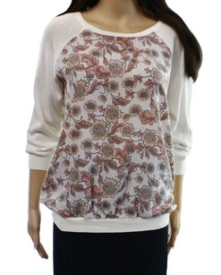 Dorothy Perkins 100% Polyester 3/4 Sleeve Top