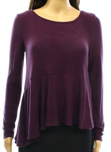 Double Zero Knit Long Sleeve Top