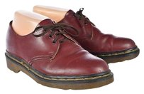 Dr. Martens Dr Womens Brick Red Flats