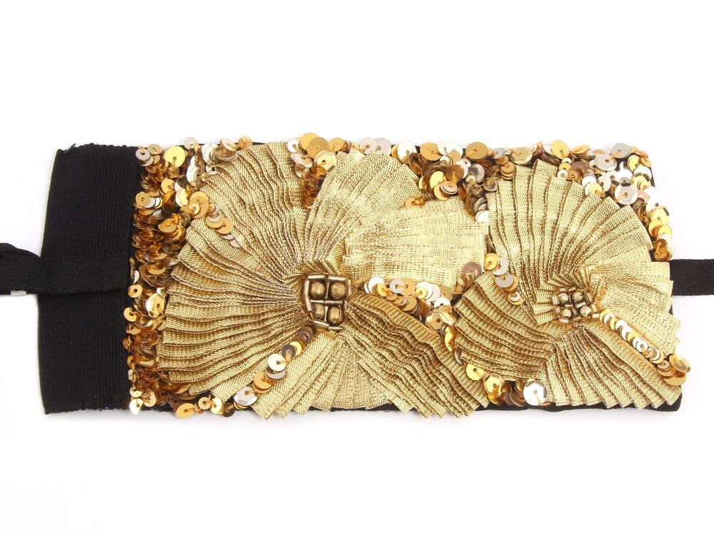 Dries Van Noten Dries Van Noten Multi-colour Embroidered Sequins Clutches fTLyDlzNf