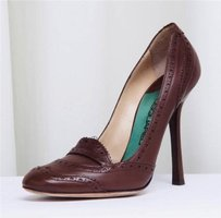 DSquared Womens Brown Pumps