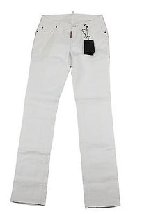 Dsquared2 Good Womens Straight Leg Jeans