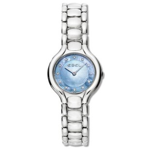 Ebel Beluga Mini Mother Of Pearl Dial Ladies Quartz Watch