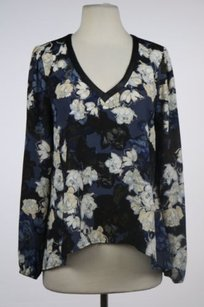 Eight Sixty Womens Top Blue