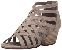 Eileen Fisher Oodle Woven Beige Sandals