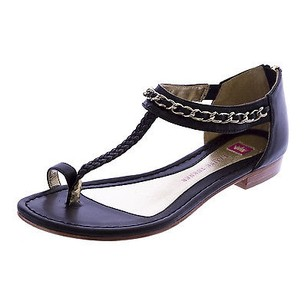 Elaine Turner Elaine Strappy Black Sandals