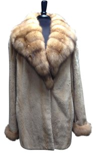 Elan Fur Coat