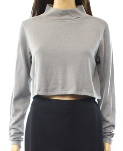 Elie Tahari Cotton-blends Long-sleeve Mn6wh505 3300-1486 Sweater
