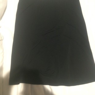 Elie Tahari Stretchy Career Skirt Black