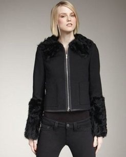 Elizabeth and James Tatiana Blacks Jacket