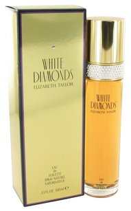 Elizabeth Taylor White Diamonds By Elizabeth Taylor Eau De Toilette Spray 3.3 Oz
