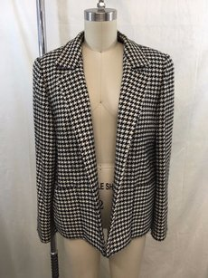 Ellen Tracy Linda Allard Black/ White Jacket