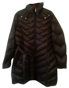 Ellen Tracy Puffer Lightweight Packable Coat