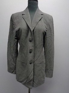 Ellen Tracy Linda Allard Gray Jacket