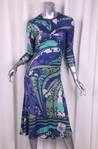 Emilio Pucci Womens Dress
