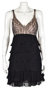 Erin Fetherston Erin Womens Sheath Floral Lace Formal Dress
