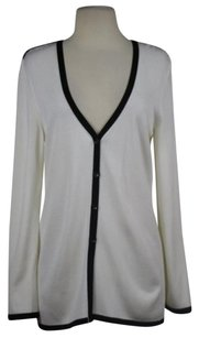 Escada Womens Cardigan Long Sleeve Casual Shirt Sweater