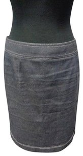 Etcetera Denim Cotton Skirt Blue