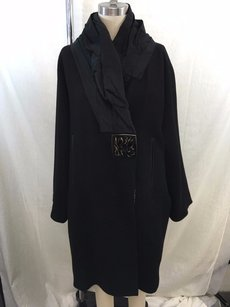 Etro Wool Silk Lined Coat