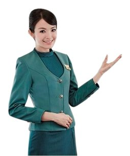 Eva airline Freeupgrade Eliteclass Button Down Shirt