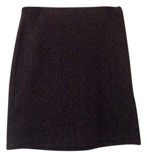 Express Skirt Black, Grey, White