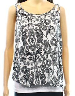 Eyeshadow 100% Rayon Cami New With Tags Top