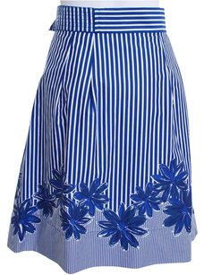 Faonnable Skirt Blue