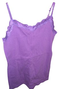 Faded Glory Top Purple