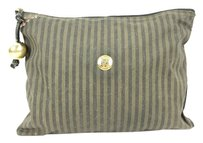 Fendi Fendi Cosmetic Pouch Striped Clutch