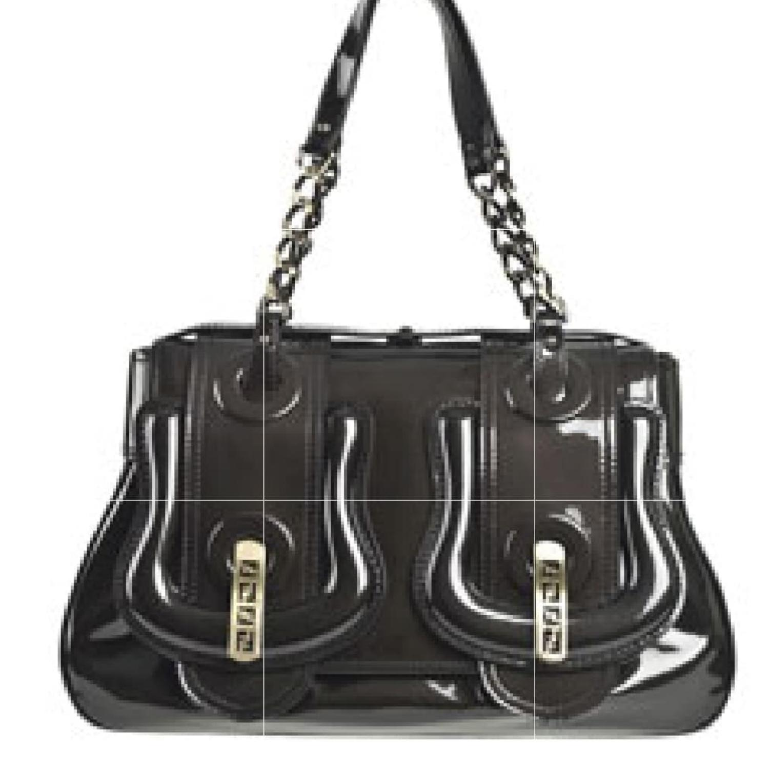 cheapest vintage fendi handbag gently used 153da 2fe69  real fendi shoulder  bag db843 2ad03 5980e09495ae0