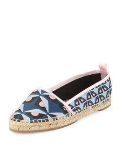 Fendi Monster Espadrilles Printed Flats multi Pumps