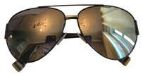 Fendi New Fendi FF0018/s Mirror Aviator Women's Sunglasses