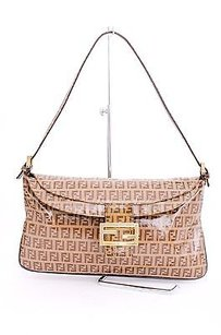 Fendi Kelis Coated Shoulder Bag